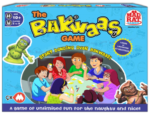 The Bakwaas Game