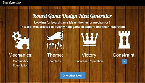 Boardgamizer