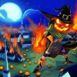King of Tokyo Halloween Pumpkin Jack