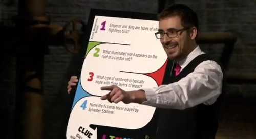 Linkee on Dragons' Den