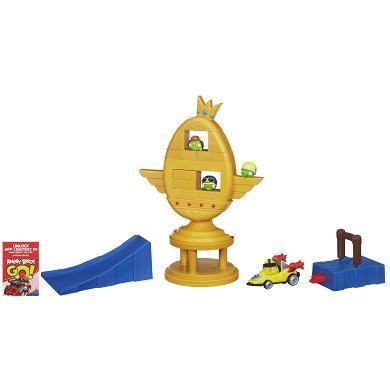 Angry Birds Go Jenga Trophy Cup Challenge Game