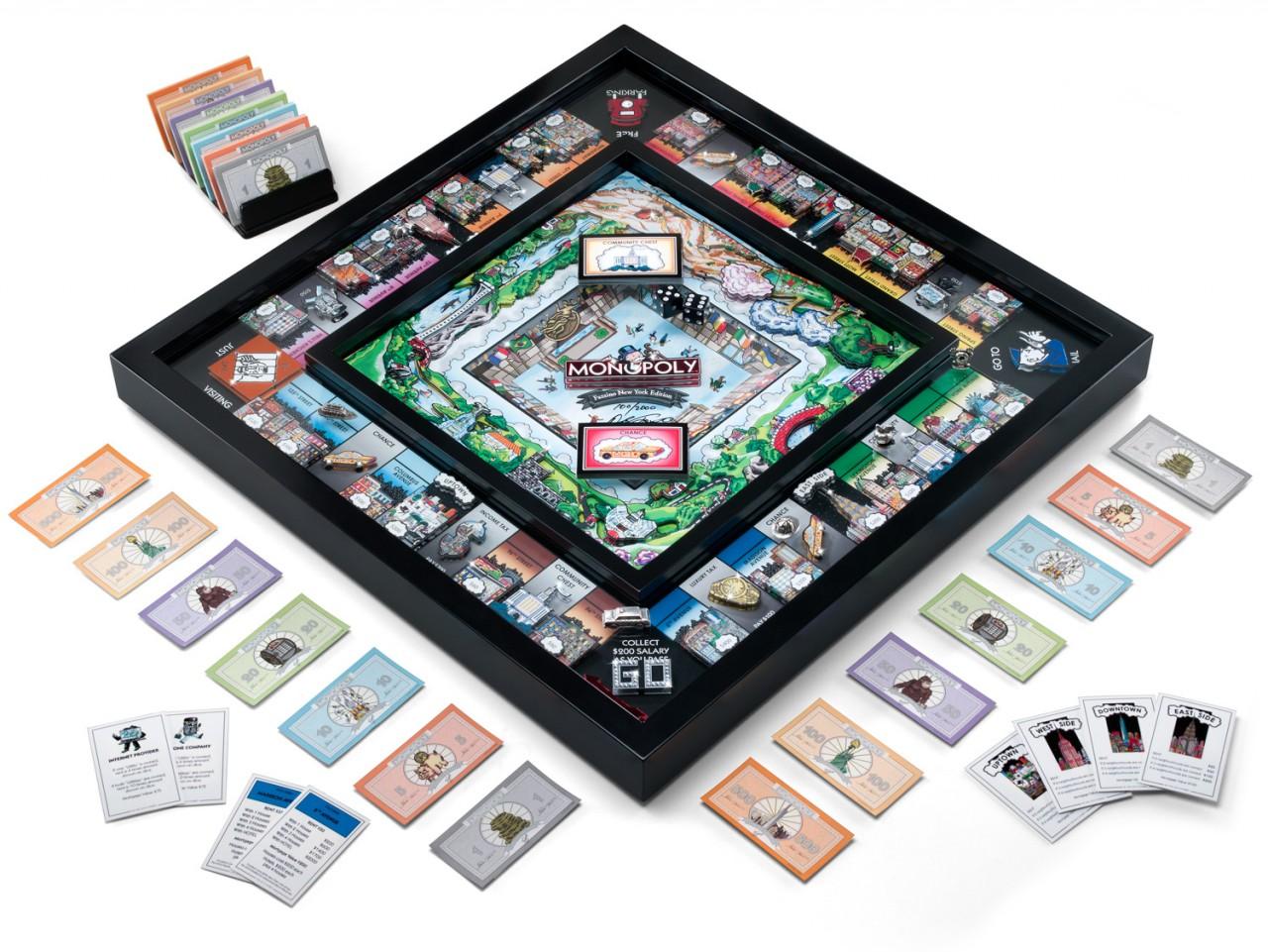 Fazzino Monopoly