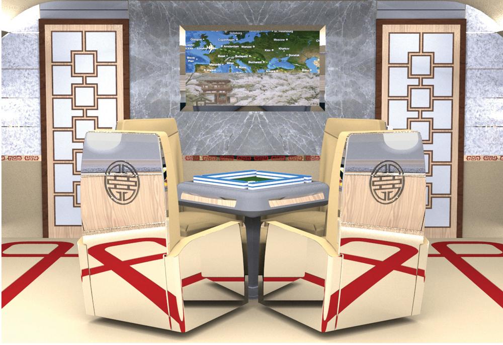 Jeff Bonner Mahjong