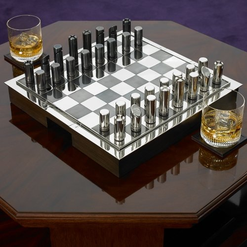 Ralph Lauren Hammond Chess Set