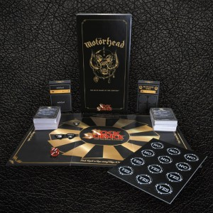 Rock Science Motorhead Game