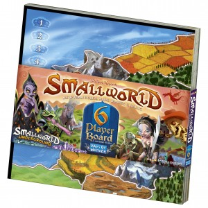 6 Player Small World package