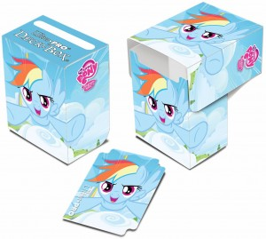 My Little Pony Rainbow Dash UltraPro Deck Box