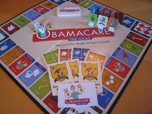 Obamacare The Game