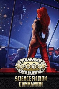 Savage Worlds Science Fiction Companion