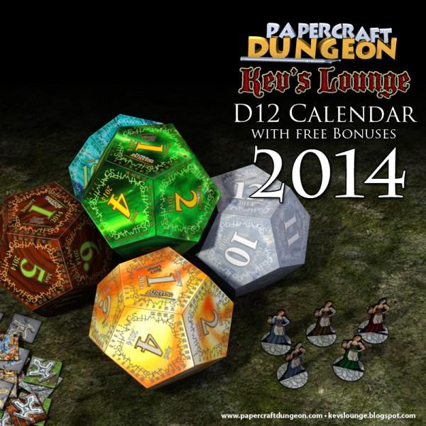 D12 Calendar