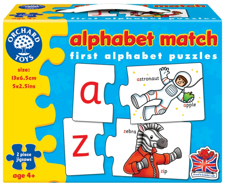 Orchard Toys New Preschool Games