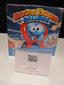 Boom Boom Balloon Game of the Year 2014