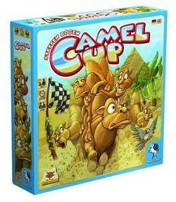 Camel Up box