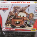 Disney Pixar Cars Mater Model Kit