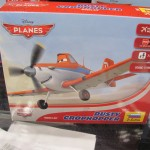 Disney Pixar Planes Dusty Crophopper Model Kit