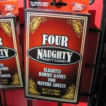 Four Naughty Party Games