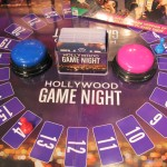 Hollywood Game Night board