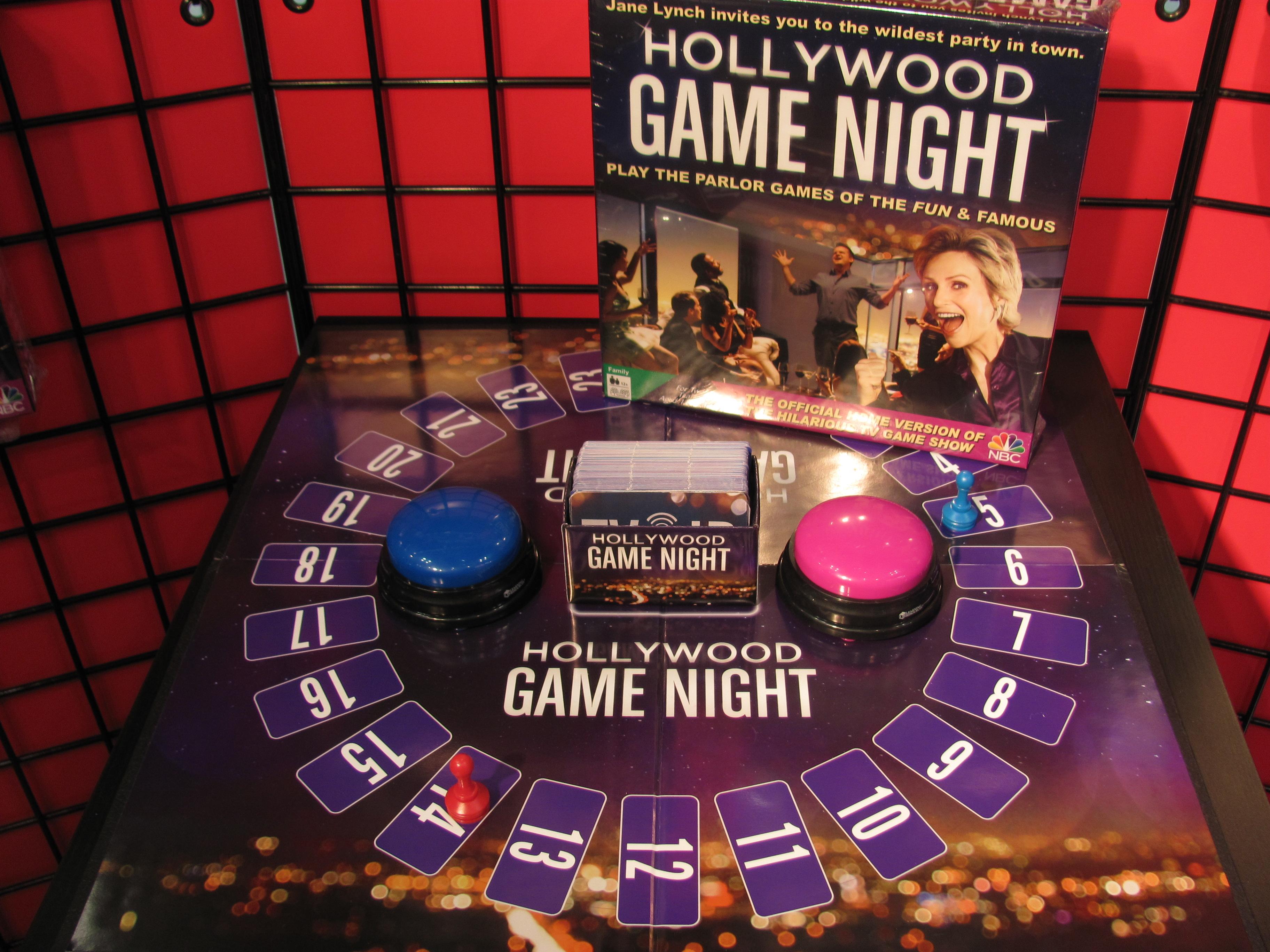 Hollywood Game Night - Wikipedia