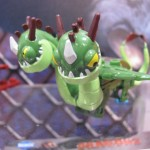 Ionix DreamWorks Dragons Barf and Belch Mini Dragon