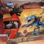 Ionix DreamWorks Dragons Deadly Nadder Dragon Box