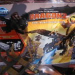 Ionix DreamWorks Dragons Giant Toothless Viking Attack