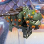 Ionix DreamWorks Dragons Meatlug Mini Dragon