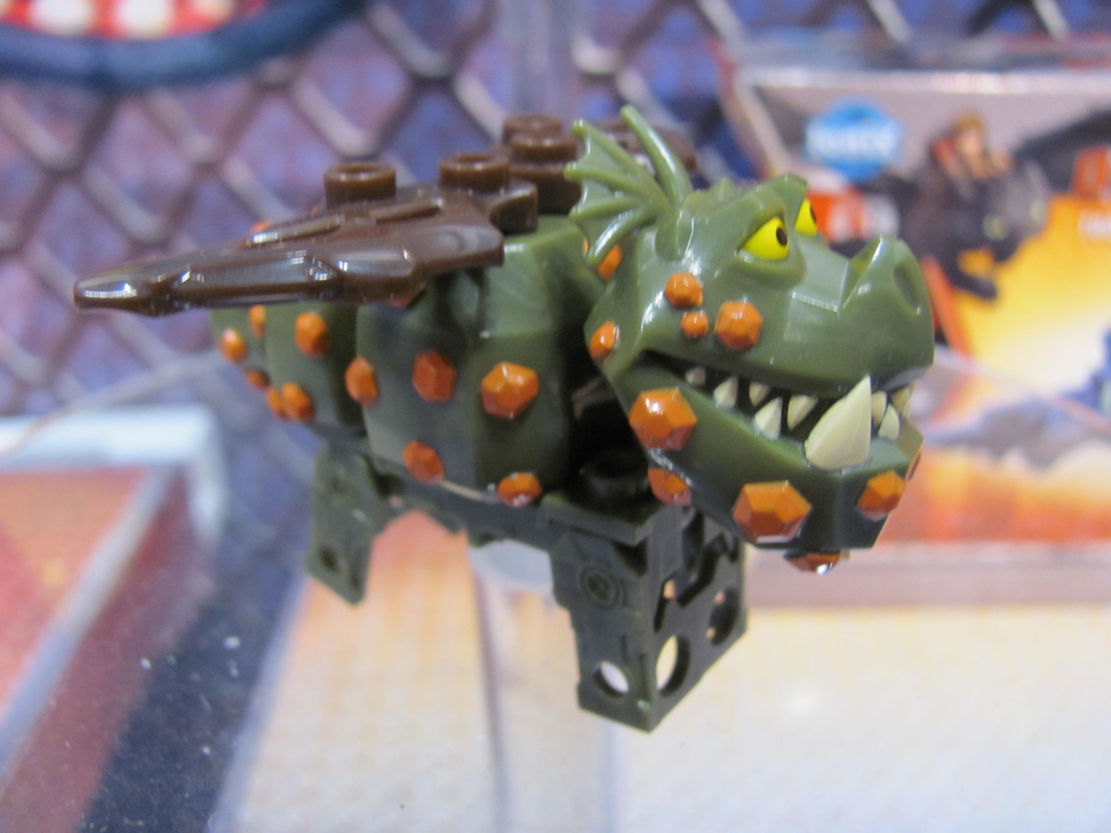 ionix dreamworks dragons meatlug mini dragon