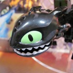 Ionix DreamWorks Dragons Toothless Closeup