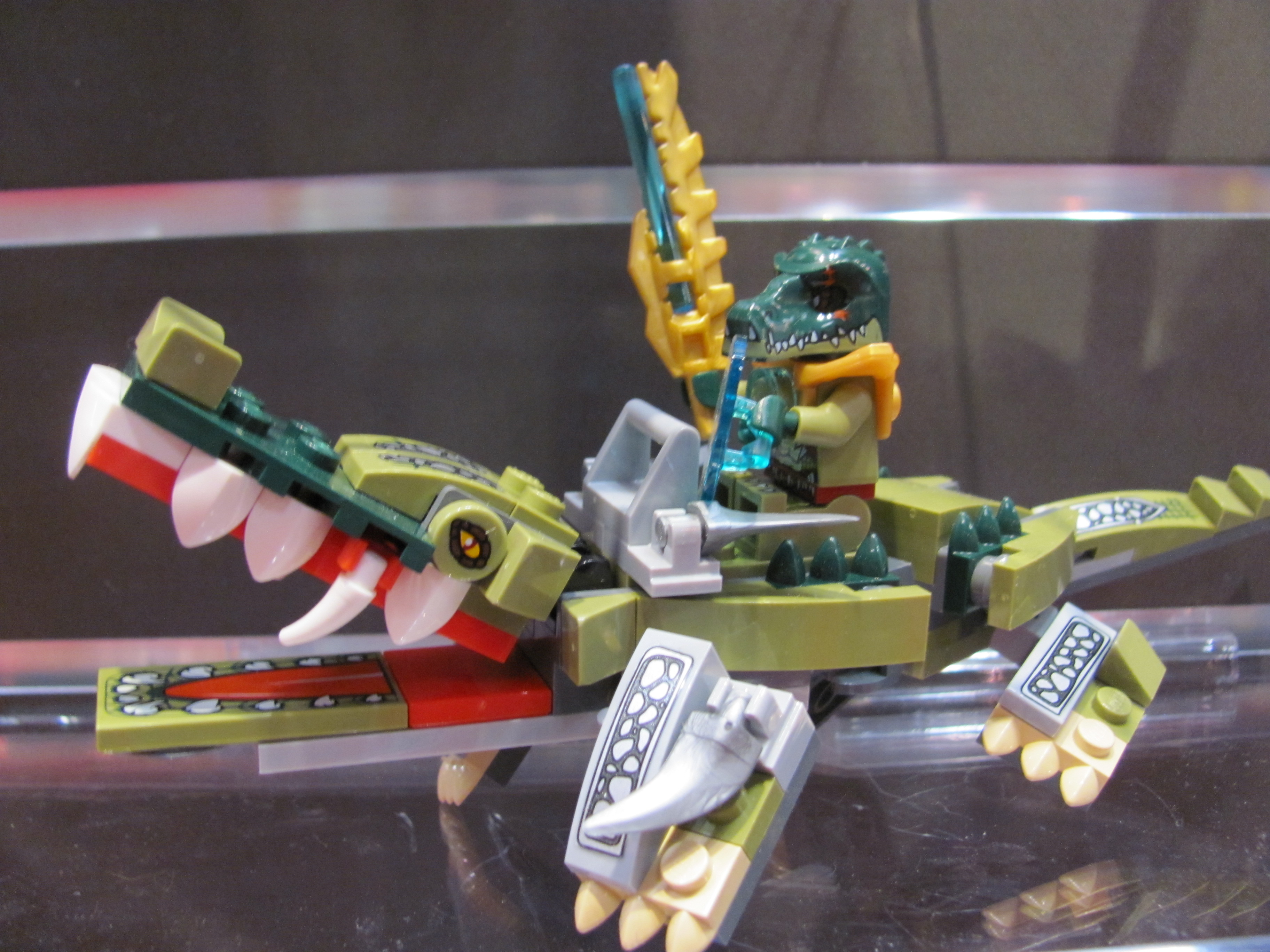 lego chima legend beast rhino - photo #38