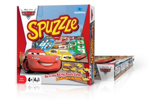 Spuzzle Cars