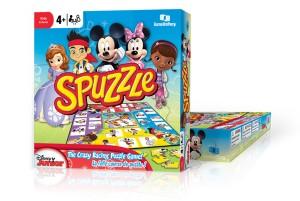 Spuzzle Disney Junior