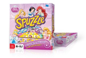 Spuzzle Disney Princess