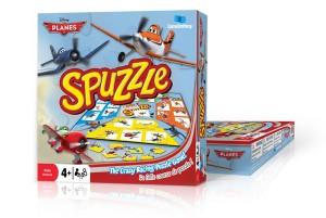 Spuzzle Planes