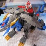 Tenkai Knights Blue Dragon