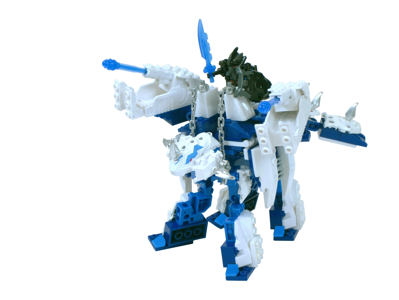 Tenkai Knights Frost Rhino 30