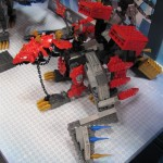 Tenkai Knights Red Dragon