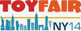 Toy Fair 2014 logo