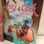 Lewis & Clark box cover