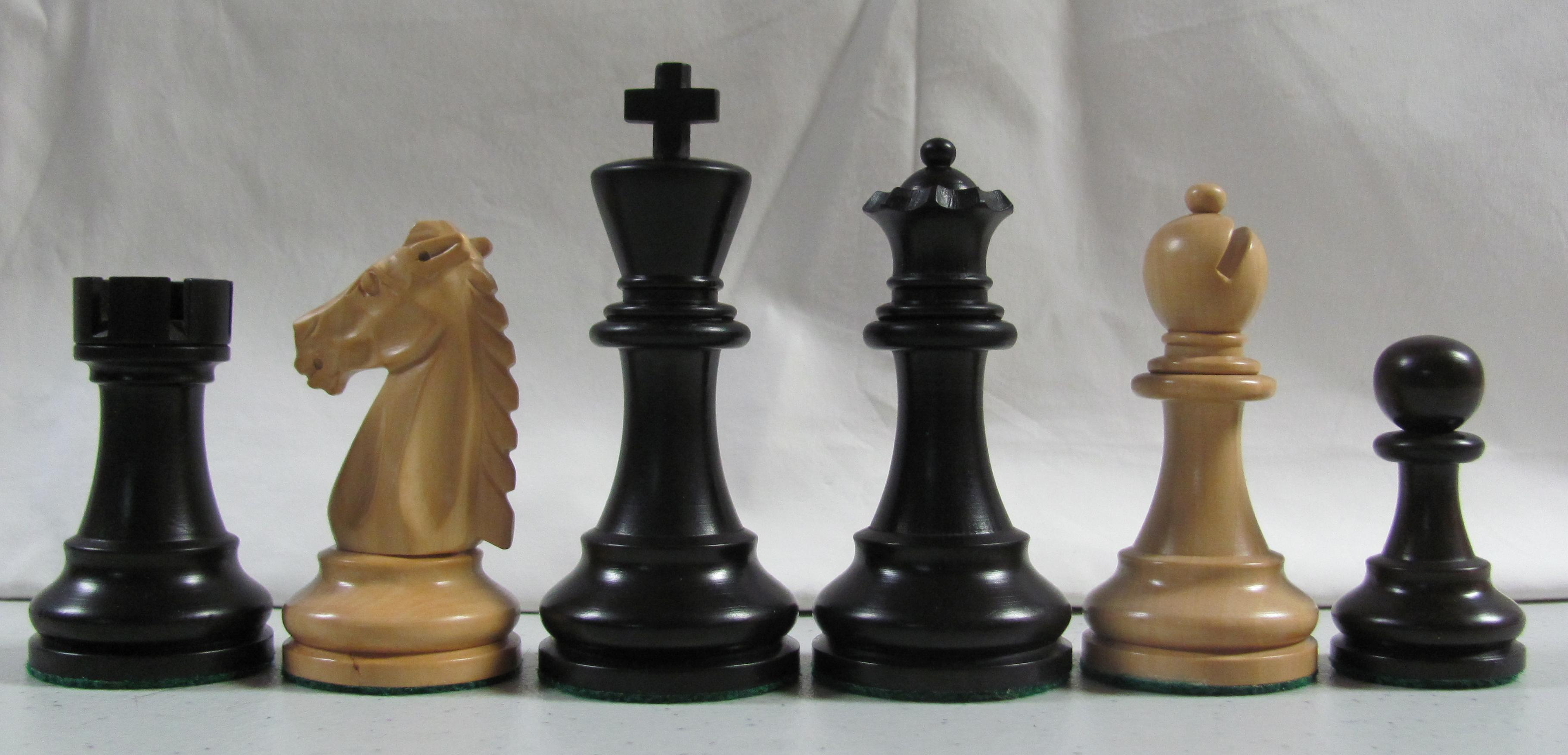 Detailed Chess Set Part - 31: Chess Pieces