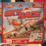 Disney Sky Race Action Game Box