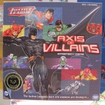 Justice League Axis of Villains Strategy Game