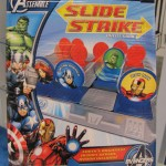Marvel Avengers Slide Strike Battle Game