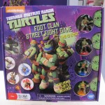 TMNT Foot Clan Street Fight Game