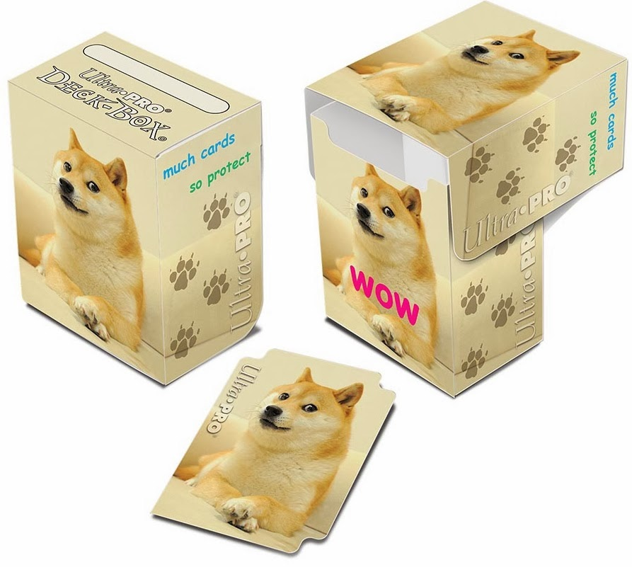 Doge Card Sleeves and Deck BoxesDoge Card