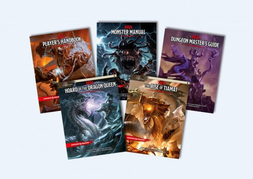 Dungeons & Dragons Covers