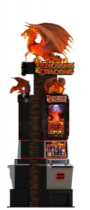 Dungeons & Dragons Slot Machine