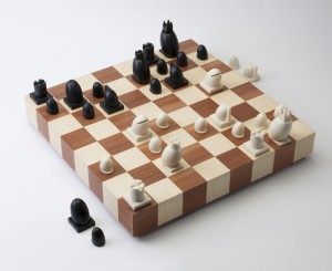 Michael Graves Chess set