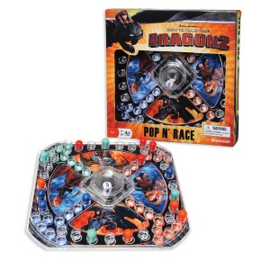 How To Train Your Dragon 2 Pop N Race Game