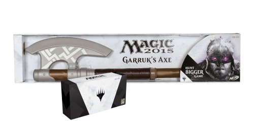 Magic the Gathering Nerf Garruk's Axe