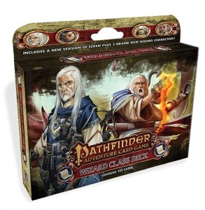 Pathfinder Adventure Card Game Wizard Class Deck